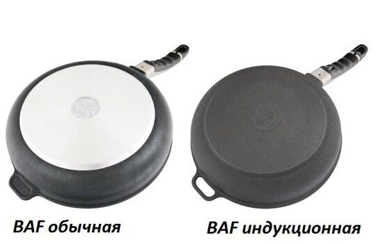 Сковорода Baf GIGANTNewline 24 см Induction
